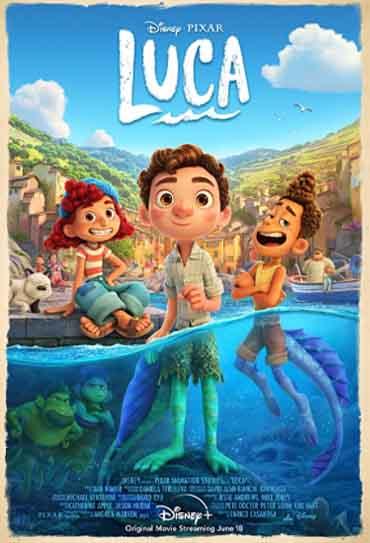 Poster do filme Luca
