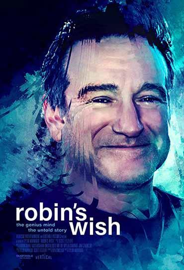 Poster do filme O Desejo de Robin