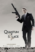 Poster do filme 007 - Quantum of Solace