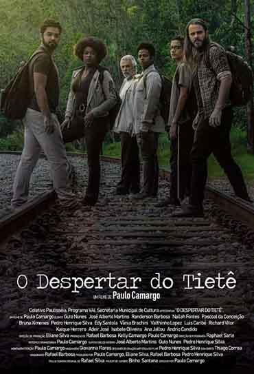 Poster do filme O Despertar do Tietê