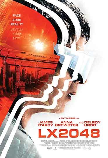 Poster do filme LX 2048