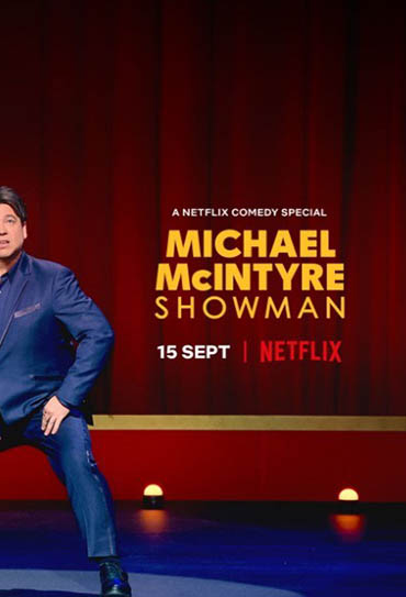 Poster do filme Michael McIntyre: Showman