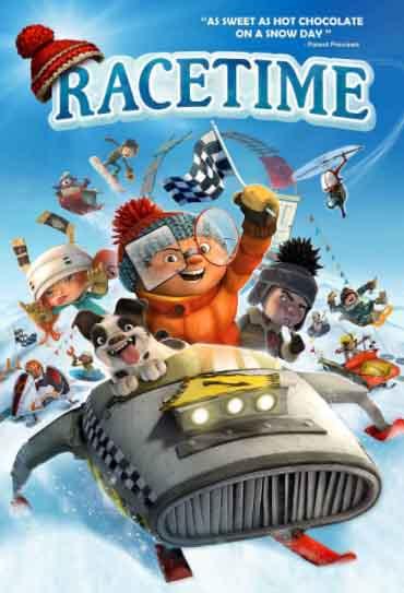 Poster do filme Racetime: Hora da Corrida