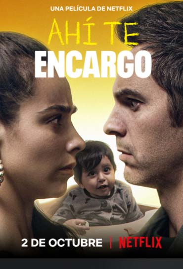 Poster do filme Teste de Paternidade