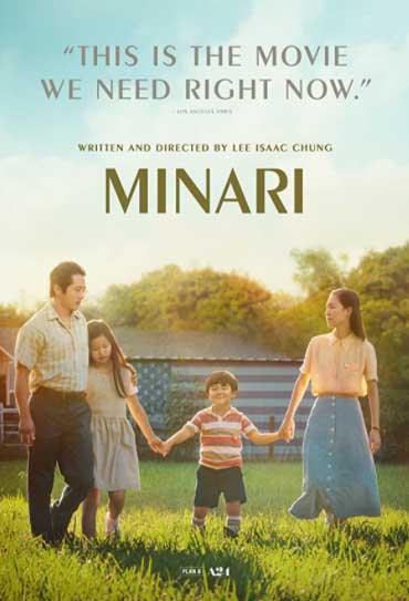 Poster do filme Minari - Em Busca da Felicidade