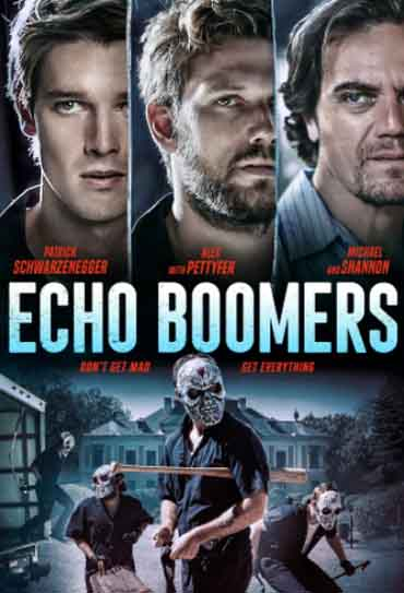 Poster do filme Echo Boomers