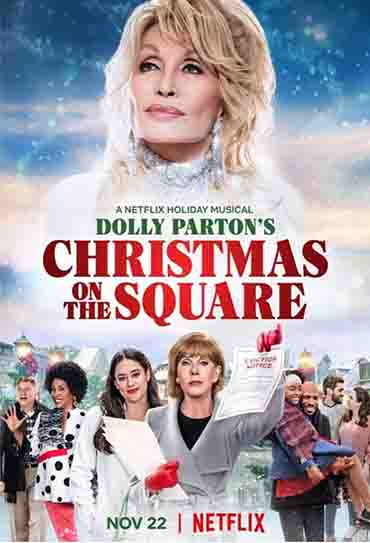 Poster do filme Natal com Dolly Parton