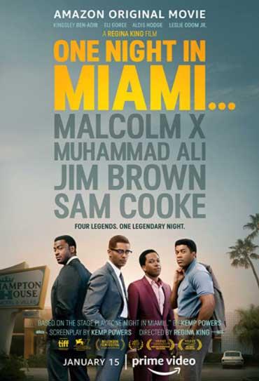 Poster do filme Uma Noite em Miami