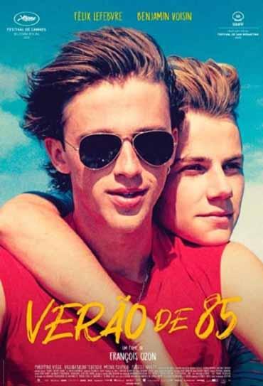 Poster do filme Verão de 85