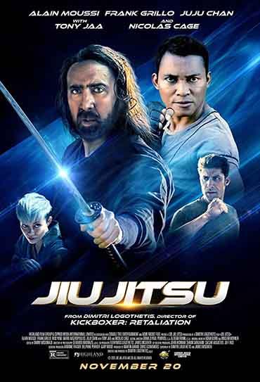 Poster do filme Jiu Jitsu