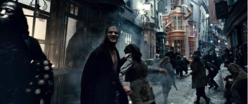 Imagem 2 do filme Harry Potter e o Enigma do Príncipe