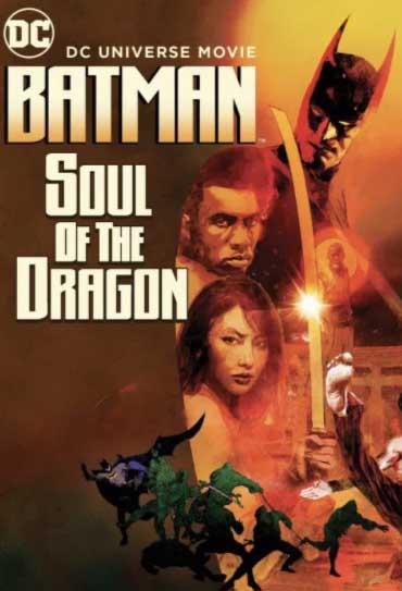 Poster do filme Batman - Alma do Dragão