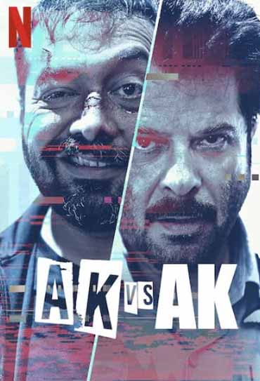 Poster do filme AK vs AK