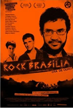 Poster do filme Rock Brasília - Era de Ouro