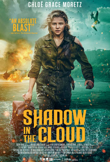 Poster do filme Shadow in the Cloud