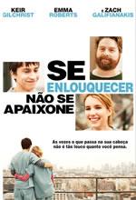 Poster do filme Se Enlouquecer, Não Se Apaixone