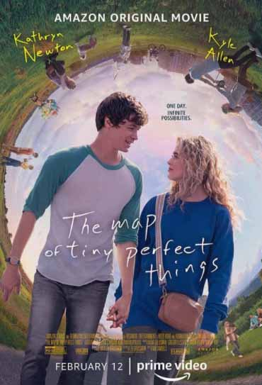 Poster do filme The Map of Tiny Perfect Things