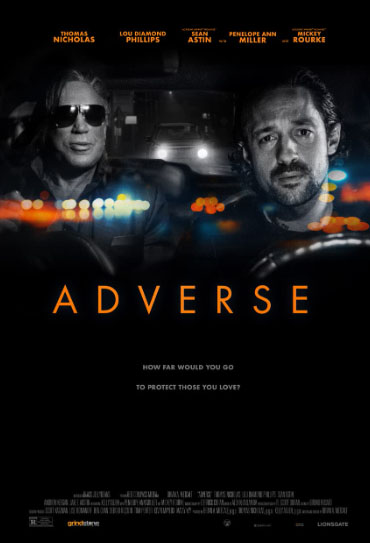 Poster do filme Adverse