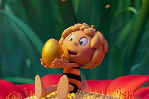 Imagem 1 do filme A Abelhinha Maya e o Ovo Dourado