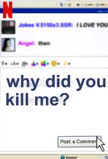Poster do filme Por Que Você Me Matou?