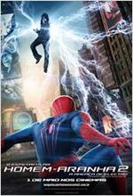 Poster do filme O Espetacular Homem-Aranha 2: A Ameaça de Electro