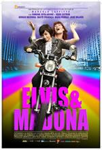 Poster do filme Elvis & Madona