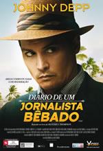 Poster do filme Diário de um Jornalista Bêbado
