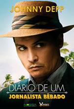 Pôster do filme Diário de um Jornalista Bêbado