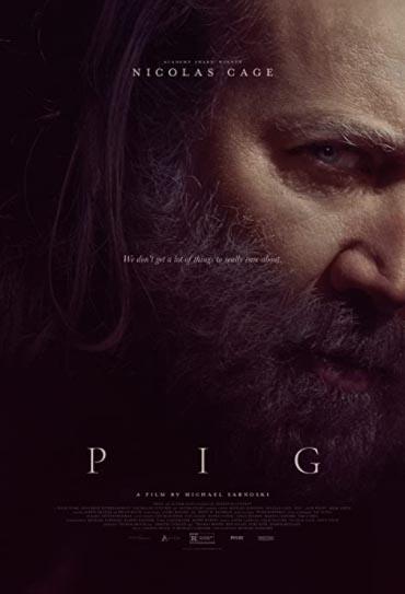 Poster do filme Pig