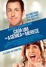 Poster do filme Cada um Tem a Gêmea que Merece
