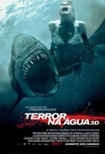 Poster do filme Terror na Água 3D