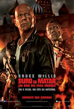Poster do filme Duro de Matar 5 - Um Bom Dia para Morrer