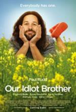 Poster do filme O Idiota do Meu Irmão