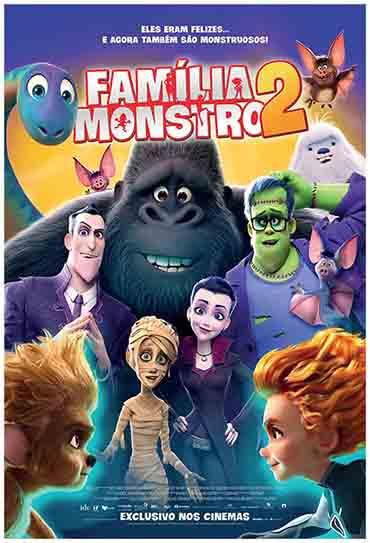 Família Monstro 2