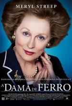 Poster do filme A Dama de Ferro