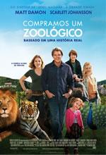 Pôster do filme Compramos um Zoológico
