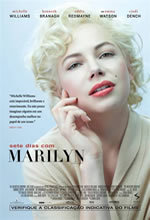 Poster do filme Sete Dias com Marilyn