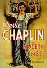 Poster do filme Tempos Modernos