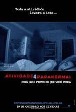 Poster do filme Atividade Paranormal 4