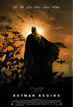 Poster do filme Batman Begins