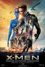 Poster do filme X-Men: Dias de um Futuro Esquecido