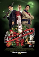 Poster do filme A Very Harold & Kumar 3D Christmas