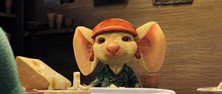 Imagem 1 do filme O Corajoso Ratinho Despereaux