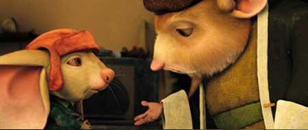 Imagem 3 do filme O Corajoso Ratinho Despereaux