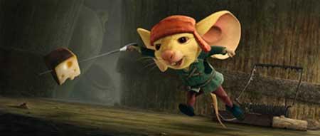 Imagem 4 do filme O Corajoso Ratinho Despereaux