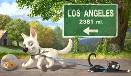 Imagem 2 do filme Bolt Supercão