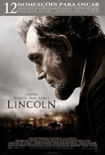 Poster do filme Lincoln
