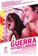 Poster do filme A Guerra Está Declarada