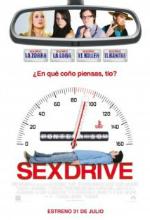 Poster do filme Sex Drive - Rumo ao Sexo