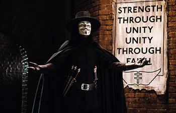 Imagem 1 do filme V de Vingança